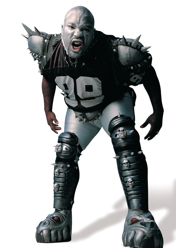 "The Ultimate ""Raider Fan"""