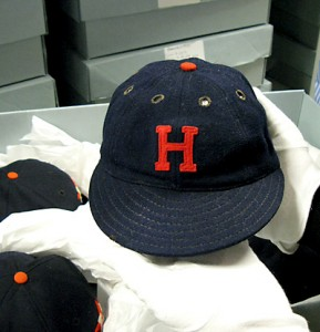 It doesn't get any cooler than this......a 1930's era wool Houston Buffs ballcap, just like the one Dizzy Dean wore.