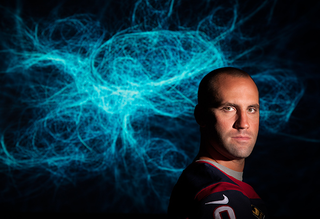 Houston Commercial Photographer Robert Seale - Houston Texans Matt Schaub