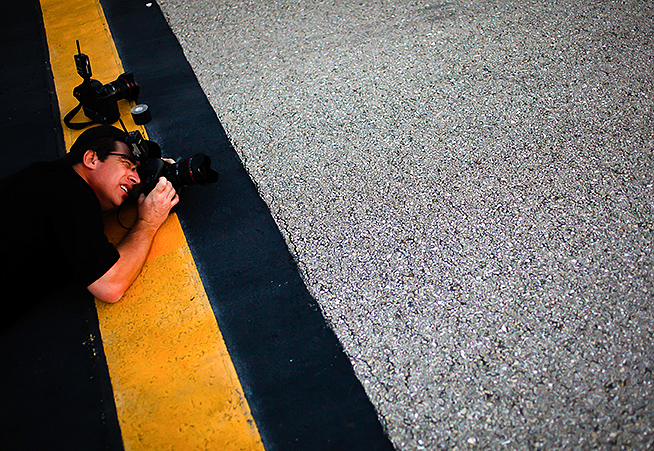 Without a smart roadmap, your photography business could end up as roadkill. (Photo by Chip Litherland)