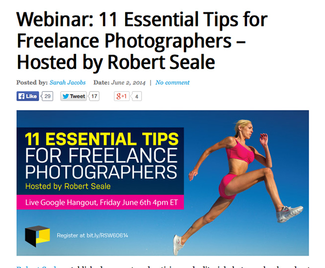Photoshelter_Robert_Seale_webinar