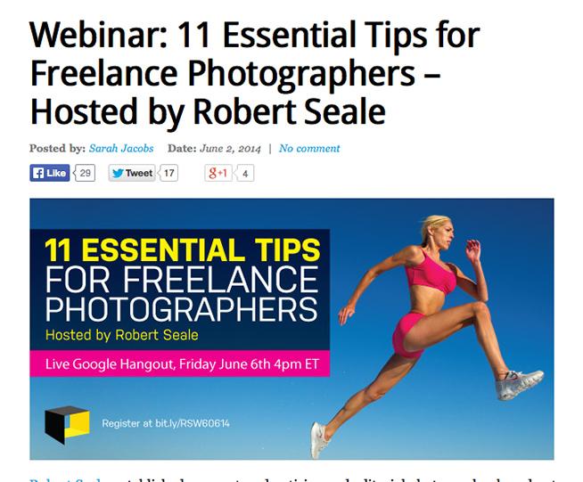 Photoshelter_Robert_Seale_webinar