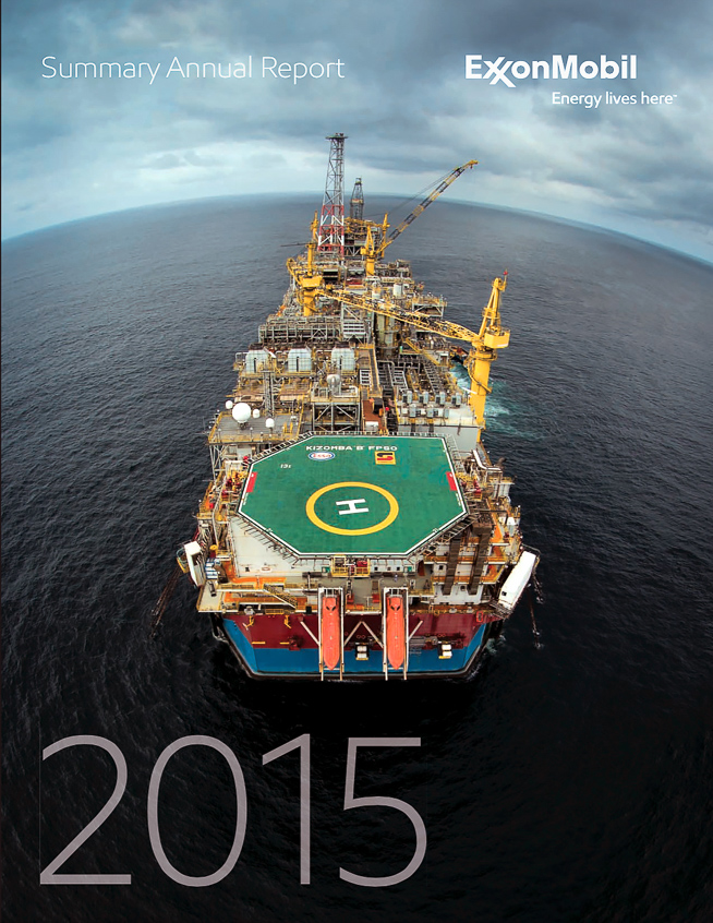 More Oil and Gas Corporate Annual Report Photography for